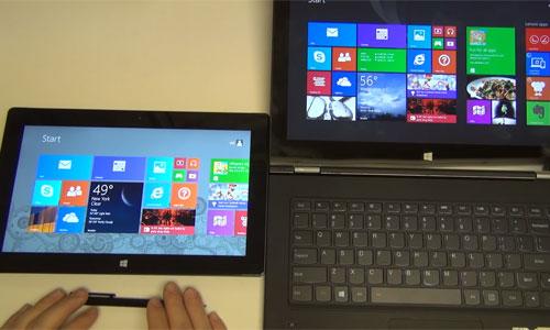 3 отличия компьютера от планшета