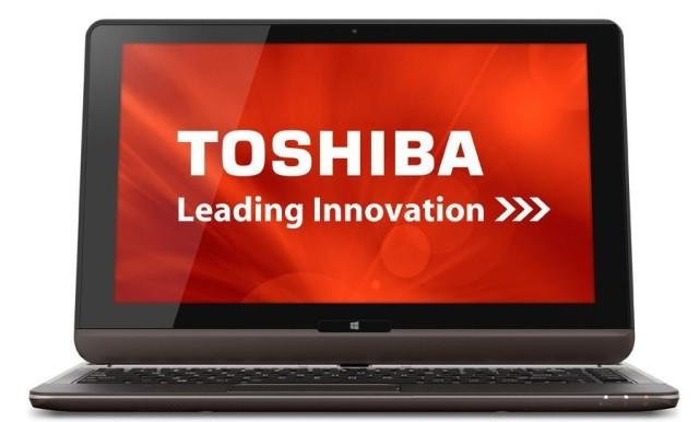 Лаптоп Toshiba